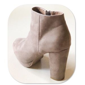 new directions Shoes - New Directions Jenny Platform Booties